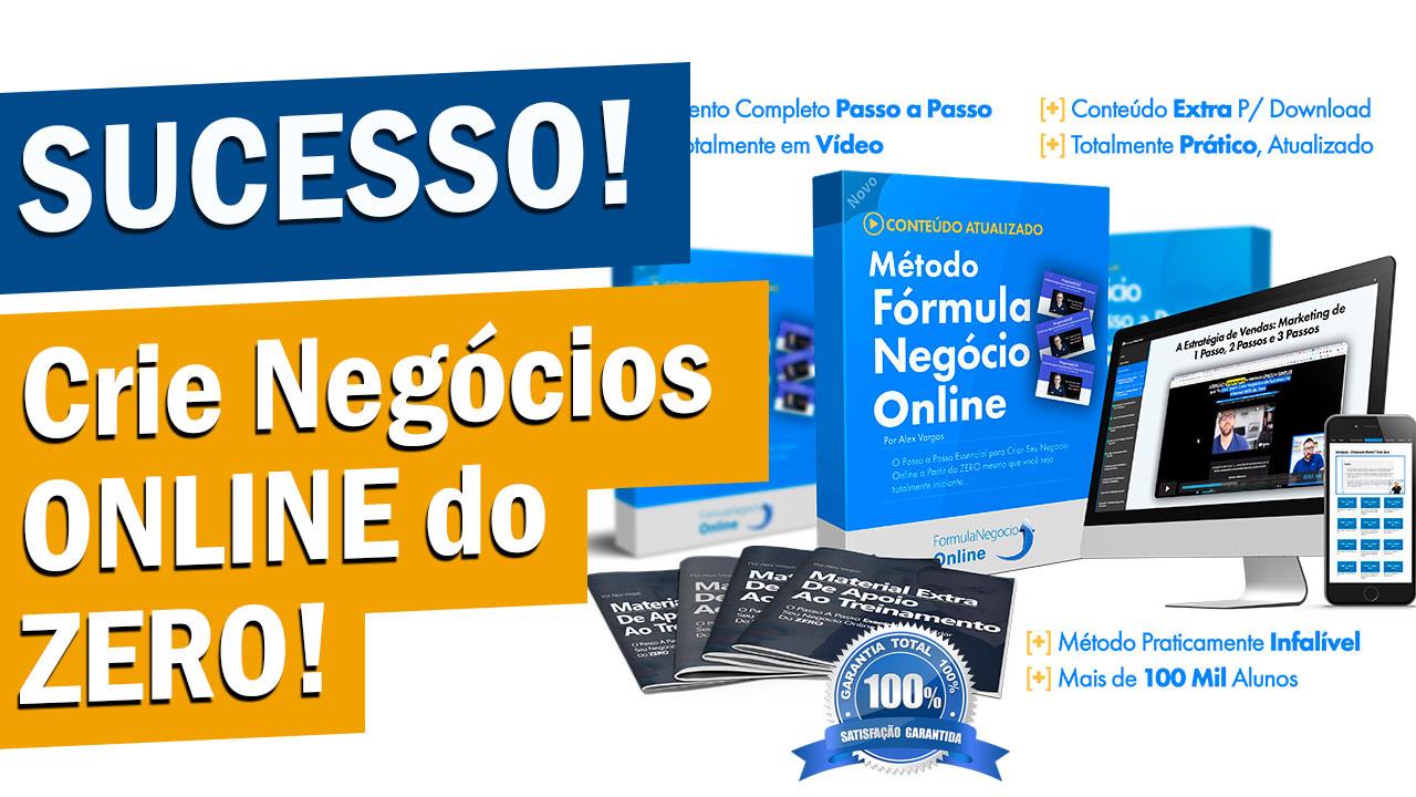 Fórmula do Negócio Online