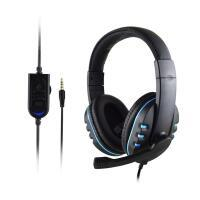 Headset LEEHUR 3.5mm Wired para PC, PS4  e Xbox