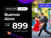 Buenos Aires – 2022 Aéreo + Hotel Com Café da Manhã (1º Lote)