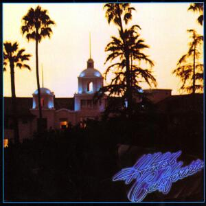Disco de Vinil Hotel California - Eagles