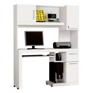 Mesa para Computador Everest Branca