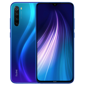 Smartphone Xiaomi Redmi Note 8 128GB + 4GB- Versão Global