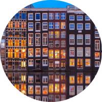 Pacote Amsterdam - 2021