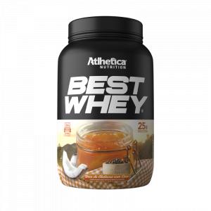 Best Whey (900g) Atlhetica Nutrition-Doce de Abóbora com Coco
