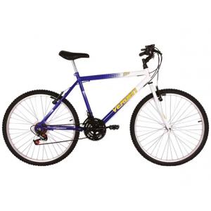 Bicicleta Verden Live Aro 26 18 Marchas - Quadro de Aço Freio V-Brake