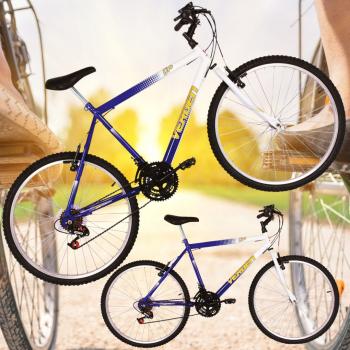 Bicicleta Verden Live Aro 26 18 Marchas – Quadro de Aço Freio V-Brake