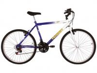 Bicicleta Verden Live Aro 26 18 Marchas – Quadro de Aço Freio V-Brake – Magazine