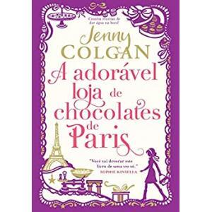 eBook A Adorável Loja de Chocolates de Paris - Jenny Colgan