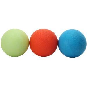 Kit Bolas de Aperto Grip Ball Leve Medio Forte 5Cm - Liveup Sports