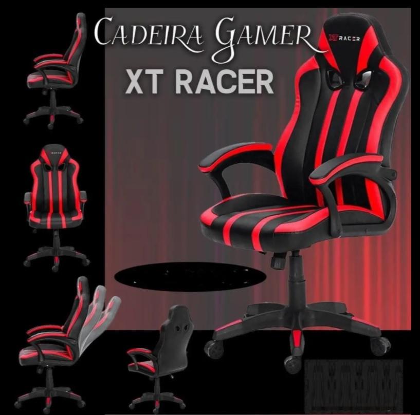 Cadeira Gamer XT Racer Reclinável Force Series XTF100