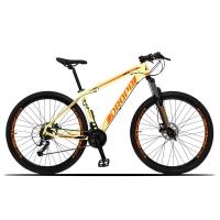 Bicicleta 29 Dropp Z3x Câmbios Dropp 27v Freio Hidráulico Suspensão Com Trava