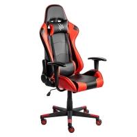 Cadeira Gamer Giratória Trevalla TL-CDG-08-5 Preta E Vermelha