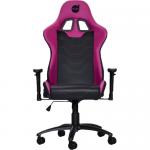 Cadeira Gamer Serie M 2d Rosa/Preto – Dazz
