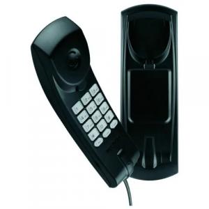 Telefone Com Fio Gôndola Intelbras TC20 Preto - Teclado Luminoso 3