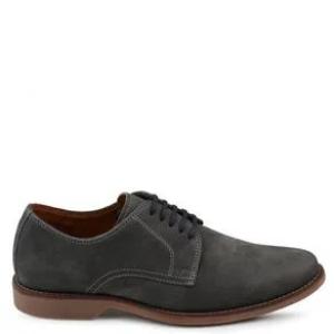 Sapato Social Casual New Classic Cinza