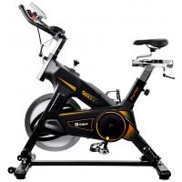 Bicicleta Ergométrica Gallant Elite Pro Spinning até 120kg Mecânica