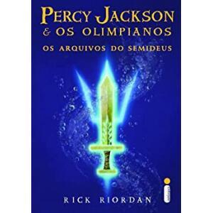 eBook Os Arquivos do Semideus - Riordan Rick