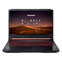 Notebook Gamer Acer Nitro 5 Intel Core i7 16GB 1TB HD 256GB SSD GTX 1650 15.6' Endless - AN515-54-76XC