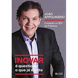 eBook Inovar é questionar o que já existe - João Appolinário