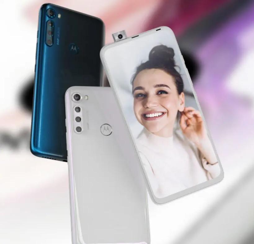 """Smartphone Motorola One Fusion+ 128GB, Tela de 6.5"""", 4GB RAM, Câmera Traseira Quádrupla, Android 10 e Processador Qualcomm 730"""