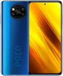 Celular Xiaomi Poco X3 6GB/128GB NFC – Azul