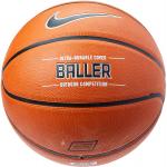Bola De Basquete Baller 8p – Tam 7 – Laranja – Nike