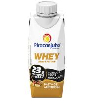 Piracanjuba Whey Zero Lactose Pasta De Amendoim 250ml