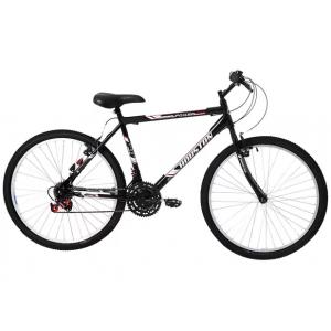 Bicicleta Aro 26 Houston Foxer Hammer - Freio V-Brake 21 Marchas