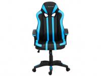 Cadeira Gamer XT Racer Reclinável Preta e Azul – Force Series XTF110