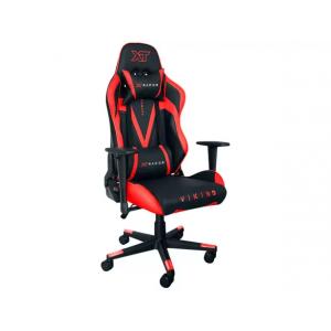 Cadeira Gamer XT Racer Reclinável Preto e Vermelho - Viking Series XTR-013