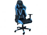 [2 CORES] Cadeira Gamer XT Racer Reclinável Preto e Azul – Viking Series XTR-012