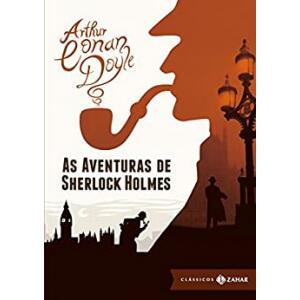 eBook As aventuras de Sherlock Holmes: edição bolso de luxo (Clássicos Zahar)