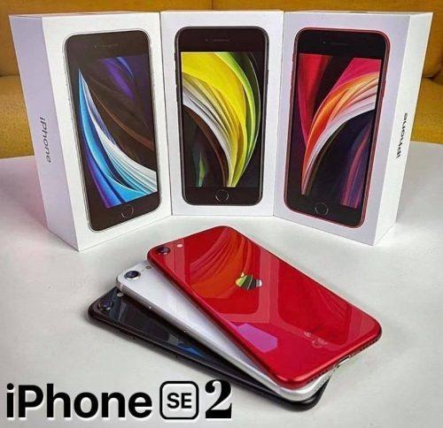 iPhone SE Preto, com Tela de 4,7″, 4G, 64 GB e Câmera de 12 MP – MHGP3BR/A