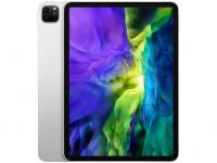 """iPad Pro 11"""" 2ª Geração Apple Wi-Fi 128GB – Prateado"""