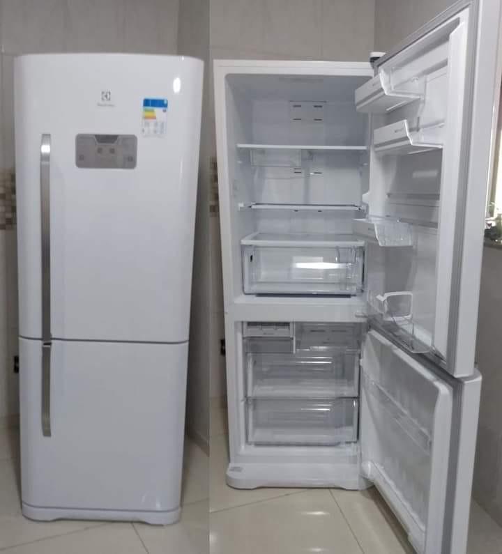 Refrigerador | Geladeira Electrolux Frost Free 2 Portas 454 Litros Branco – DB53