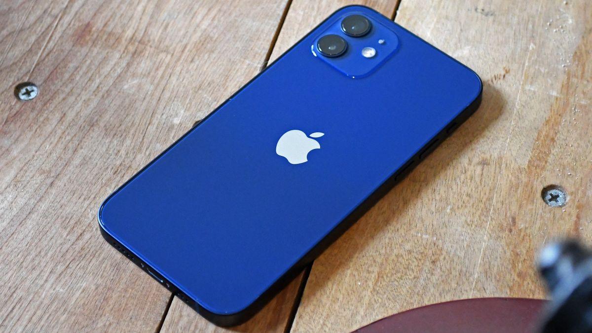 "iPhone 12 Apple 64GB Verde 6,1"" – Câm. Dupla 12MP iOS + AirPods"