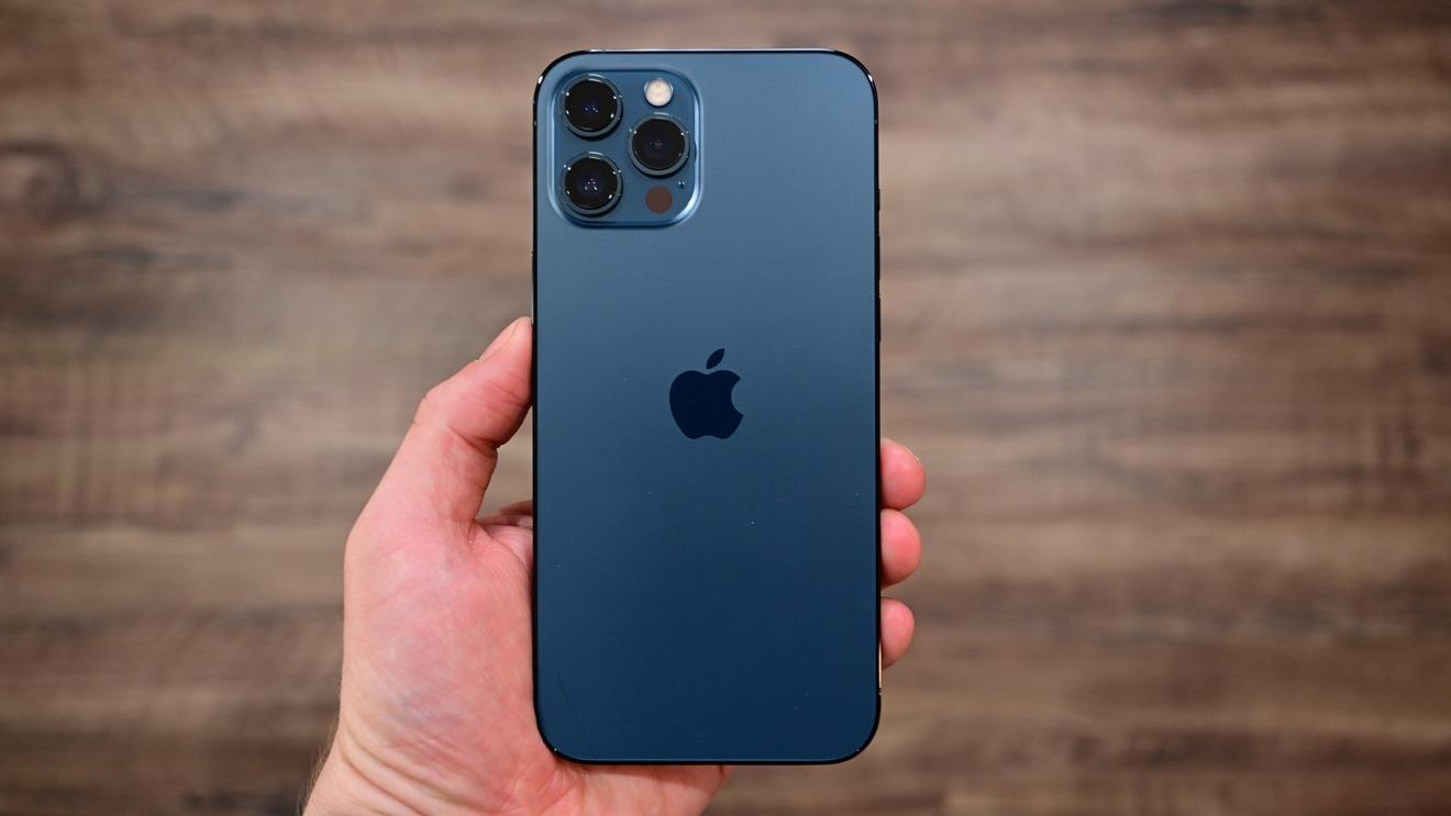 "iPhone 12 Pro Apple 128GB 6,1"" – Câm. Tripla 12MP iOS"