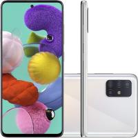 Smartphone Samsung Galaxy A51 128GB Dual Chip 4GB RAM Tela 6.5