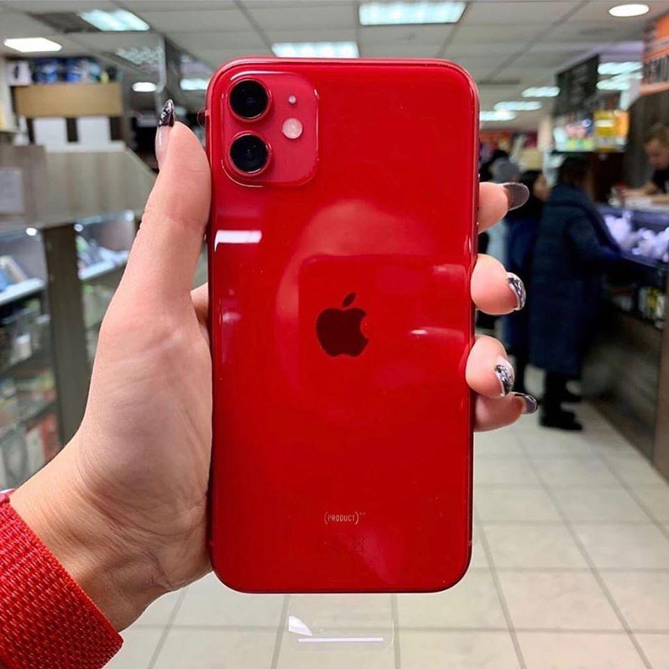 """iPhone 11 Apple 64GB, Tela de 6,1"""", Câmera Dupla de 12MP, iOS"""