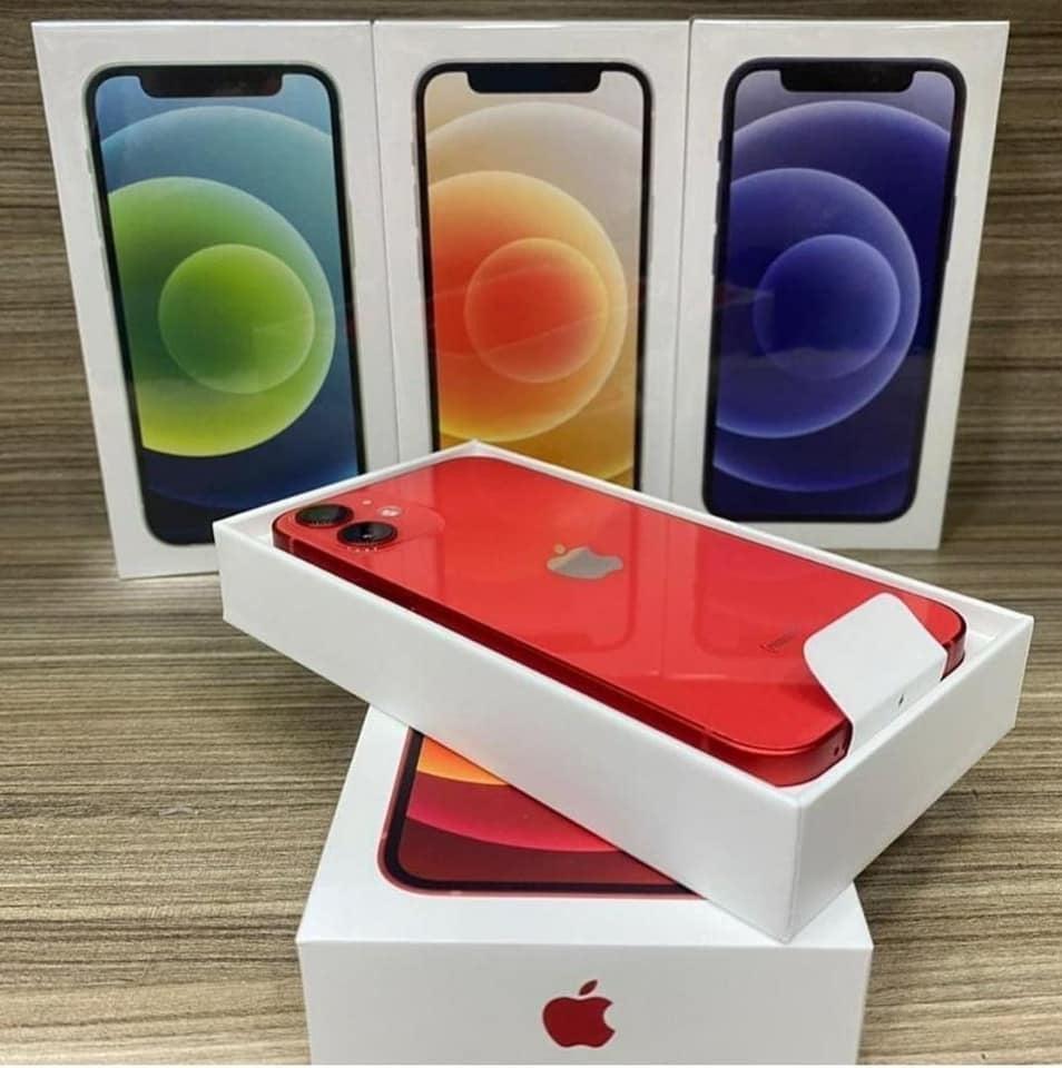 """iPhone 12 Apple 256GB Tela de 6,1"""", Câmera Dupla de 12MP, iOS"""
