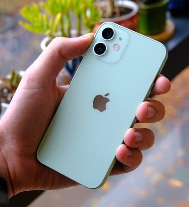 """iPhone 12 mini Apple 128GB Tela de 5,4"""", Câmera Dupla de 12MP, iOS"""