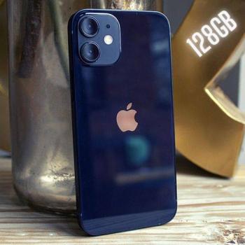 """iPhone 12 Mini Apple 128GB 5,4"""" – Câm. Dupla 12MP iOS"""