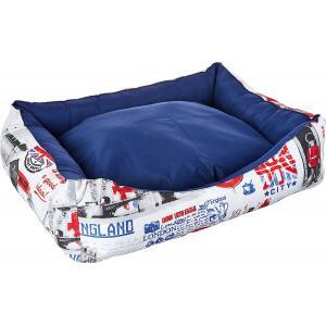 Cama Impermeavel England M Pet Star 2 para Cães