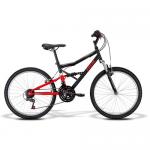 Bicicleta Caloi Shook Aro 24