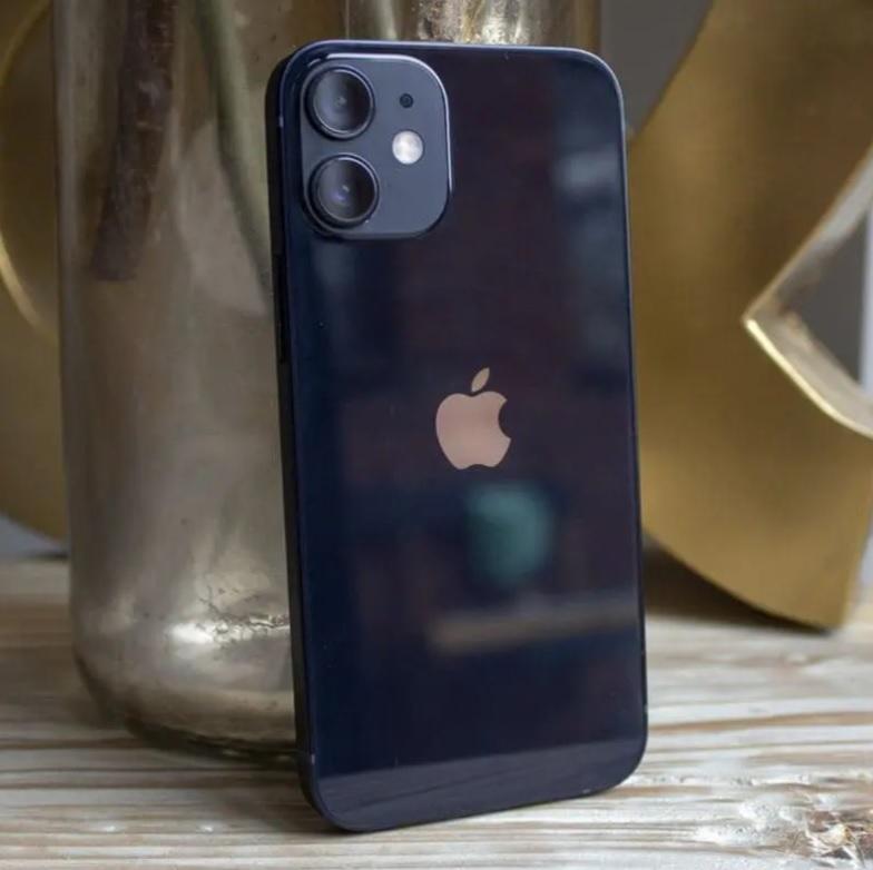 """iPhone 12 Mini Apple 256GB 5,4"""" – Câm. Dupla 12MP iOS"""