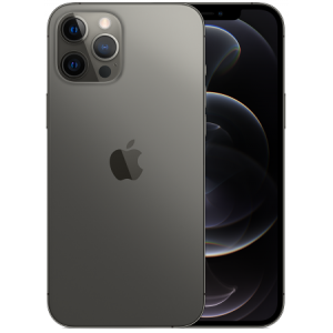"""iPhone 12 Pro Max 256GB iOS 5G Tela 6,7"""" - Apple"""