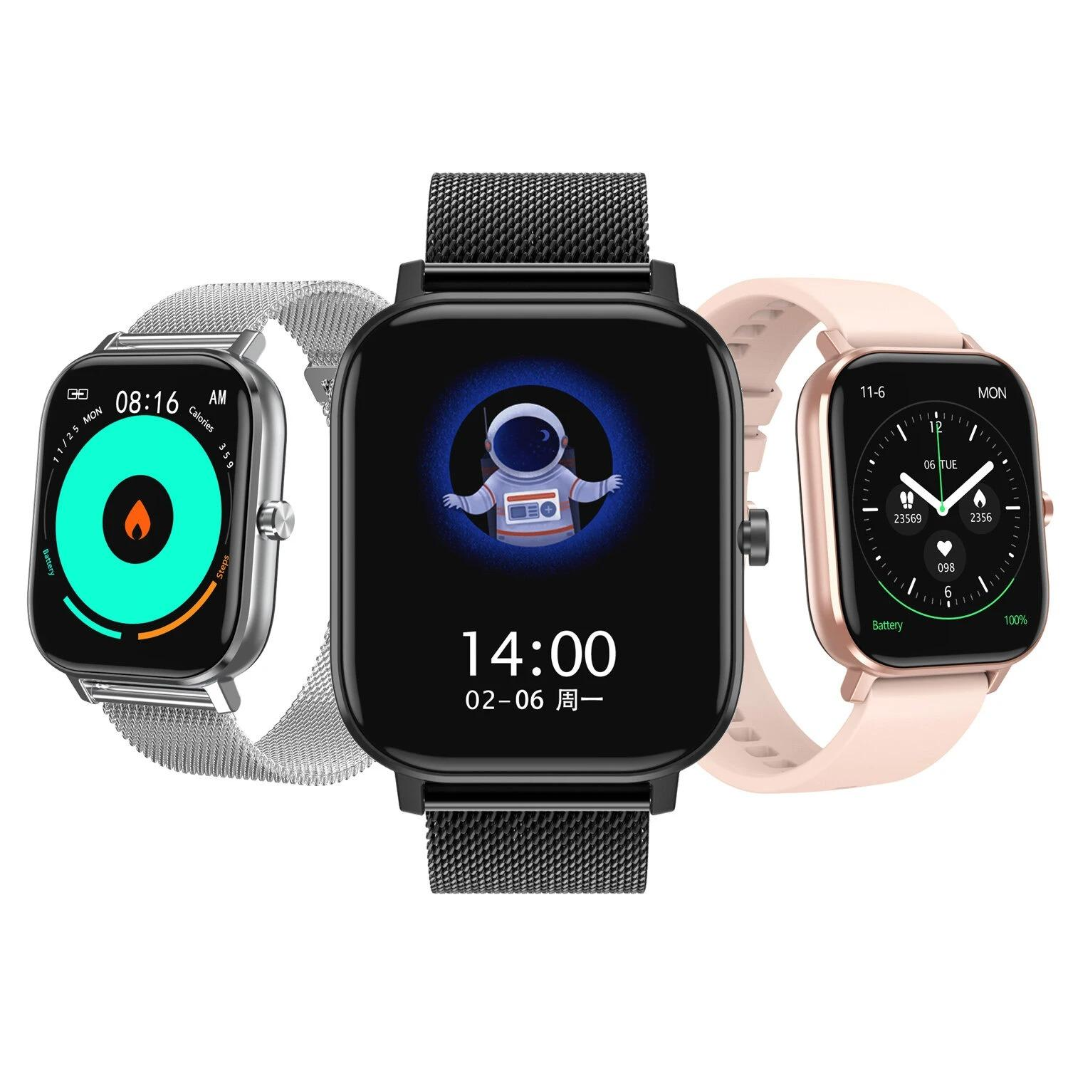 DT NO.1 DT35+ Bluetooth Call AI Voice Assistant Smartwatch