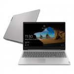 Notebook Lenovo Ideapad S145 AMD R7 8GB W10 SSD 256GB 15.6 Prata