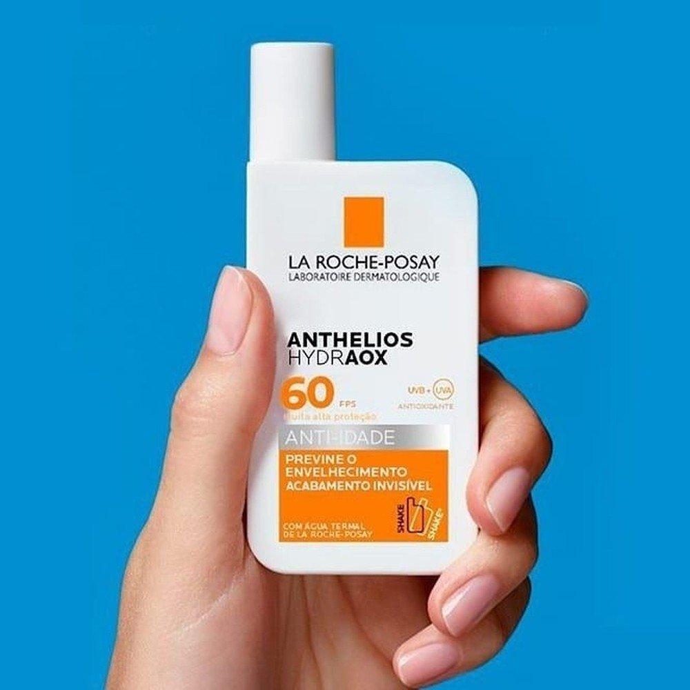 Protetor Solar Facial La Roche-Posay – Anthelios Hydraox FPS 60