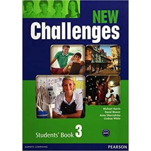 Livro New Challenges 3 Students' Book: Vol. 3 (Inglês)